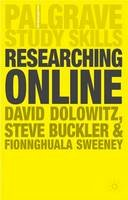 David Dolowitz, Steve Buckler, Fionnghuala Sweeney - Researching Online (Palgrave Study Skills) - 9781403997227 - V9781403997227