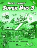 Al, Lobo Et - Here Comes Super Bus 3 AB Swiss - 9781405076937 - V9781405076937