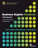 Emmerson, Paul - Business English Handbook Advanced - 9781405086059 - V9781405086059