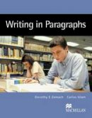 Zemach        , - Writing in Paragraphs - 9781405095860 - V9781405095860
