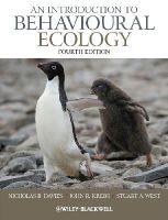Davies, Nicholas B.; Krebs, John R.; West, Stuart A. - An Introduction to Behavioural Ecology - 9781405114165 - V9781405114165
