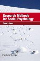 Dunn, Dana S. - Research Methods for Social Psychology - 9781405149808 - V9781405149808