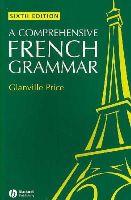 Price, Glanville - A Comprehensive French Grammar - 9781405153850 - V9781405153850