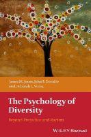 Jones, James M.; Dovidio, John F.; Vietze, Deborah L. - The Psychology of Diversity - 9781405162142 - V9781405162142