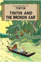 Herge - Tintin and the Broken Ear - 9781405206174 - 9781405206174