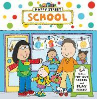 - School (Happy Street) - 9781405275224 - V9781405275224