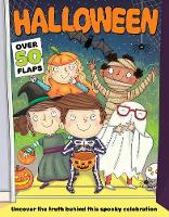 Platt, Richard - Halloween (Flip-Flap Journeys) - 9781405276597 - V9781405276597