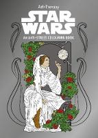 Lucasfilm - Star Wars Art Therapy Colouring Book - 9781405279918 - KEX0298707