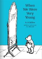 Milne, A. A. - When We Were Very Young - 9781405280853 - V9781405280853