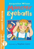 Wilson, Jacqueline - Monster Eyeballs - 9781405281997 - V9781405281997