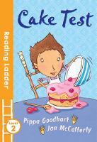 Goodhart, Pippa - Cake Test - 9781405282239 - V9781405282239