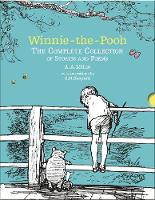 Milne, A. A. - Winnie-the-Pooh: The Complete Collection of Stories and Poems (Winnie-the-Pooh - Classic Editions) - 9781405284578 - V9781405284578