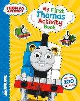 Egmont Publishing UK - Thomas & Friends: My First Thomas Activity Book (My First Thomas Books) - 9781405285933 - V9781405285933