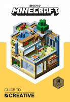 Mojang Ab - Minecraft Guide to Creative: An Official Minecraft Book from Mojang - 9781405285988 - V9781405285988
