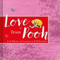 Milne, A. A. - Winnie-The-Pooh: Love from Pooh - 9781405286114 - KTG0000176
