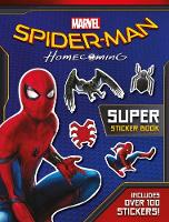 - Spider-Man: Homecoming Movie Sticker Book - 9781405288262 - KRA0000323