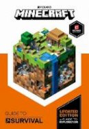 AB, Mojang - Minecraft Guide to Survival - 9781405296502 - 9781405296502