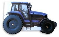 Dk - Tractor (Wheelie Board Books) - 9781405300872 - V9781405300872