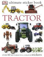 *              - Tractor Ultimate Sticker Book (Ultimate Sticker Books) - 9781405304467 - V9781405304467
