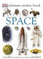 - Space Ultimate Sticker Book (Ultimate Stickers) - 9781405305716 - KEC0013473