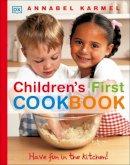 Karmel, Annabel - Children's First Cookbook - 9781405308434 - KEX0229531
