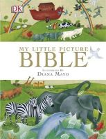 DK Publishing - My Little Picture Bible (Childrens Bible) - 9781405332484 - V9781405332484