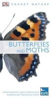 Dk - Butterflies and Moths (RSPB Pocket Nature) - 9781405349956 - V9781405349956