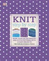 Vikki Haffenden - Knit Step By Step - 9781405362139 - V9781405362139