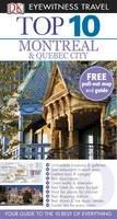 Gregory Gallagher, Patrick Lejtenyi - Montreal & Quebec City (Eyewitness Top 10) - 9781405369145 - V9781405369145