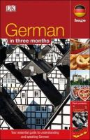 DK - German in 3 Months. (Hugo in 3 Months) - 9781405391566 - V9781405391566