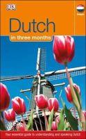 DK - Dutch in 3 Months. (Hugo in 3 Months) - 9781405391610 - V9781405391610