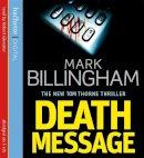 Billingham, Mark - Death Message - 9781405501002 - V9781405501002