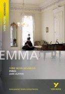 Austen, Jane - YNA Emma (York Notes Advanced) - 9781405801720 - V9781405801720