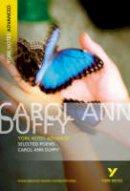 Duffy, Carol Ann - YNA Poems of Duffy (York Notes Advanced) - 9781405807050 - V9781405807050