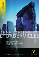 Hardy, Thomas - YNA Tess of the D'Urbervilles (2nd Edition) (York Notes Advanced) - 9781405807074 - V9781405807074