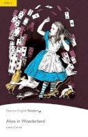 Carroll, Lewis - Alice In Wonderland, Level 2, Penguin Readers (2nd Edition) (Penguin Readers, Level 2) - 9781405855358 - V9781405855358