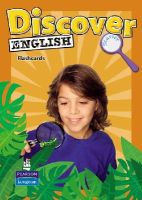 Author - Discover English Global Starter Flashcards - 9781405866545 - V9781405866545