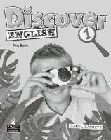 Barrett, Carol - Discover English Global 1 Test Book - 9781405866590 - V9781405866590