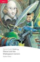 Rabley, Stephen - Marcel & The Shakespeare Letters, Penguin Readers, EasyStart (2nd Edition) (Penguin Readers: Level 1) - 9781405876735 - V9781405876735