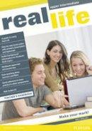 Gill Holley - Real Life Global Upper Intermediate Teacher's Handbook - 9781405897174 - V9781405897174