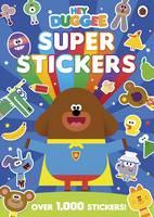 Hey Duggee - Hey Duggee: Super Stickers - 9781405927031 - V9781405927031