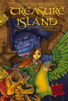 Stevenson, Robert Louis - Treasure Island (Graphic Fiction: Graphic Revolve) - 9781406213522 - V9781406213522
