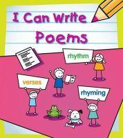 Ganeri, Anita - Poems (Young Explorer: I Can Write) - 9781406238402 - KRA0000336