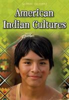 WEIL,ANN - AMERICAN INDIAN CULTURES - 9781406241853 - V9781406241853