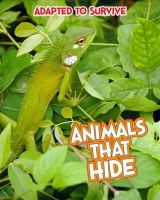 Royston, Angela - Adapted to Survive: Animals That Hide (Read Me!: Adapted to Survive) - 9781406270938 - V9781406270938