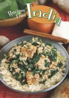 Rau, Dana Meachen - Recipes from India (Ignite: Global Cookery) - 9781406273854 - V9781406273854