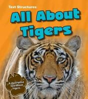 Simpson, Phillip - All About Tigers: A Description Text (Young Explorer: Text Structures) - 9781406283563 - V9781406283563