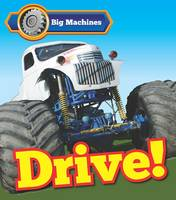 Veitch, Catherine - Big Machines Drive! - 9781406284621 - V9781406284621