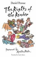Daniel Pennac - The Rights of the Reader - 9781406300918 - V9781406300918