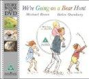 Michael Rosen - We're Going on a Bear Hunt (Book & DVD) - 9781406323924 - V9781406323924